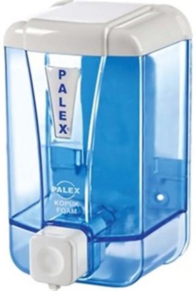 Palex Palex Köpük Sabun Dispanseri 1000 Cc Şeffaf Mavi