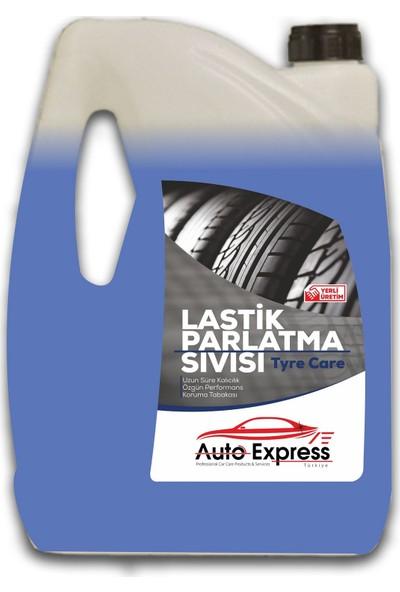 Autoexpress Konsantre Lastik Parlatıcı 4kg