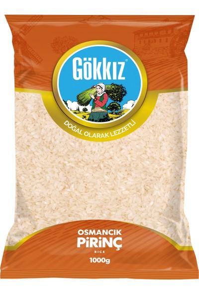 Gökkız Osmancık Pirinç 1 kg