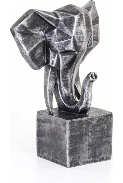 Euro Flora Lame Fil Biblosu (Kübik Kaideli) 16,5X7X22 cm
