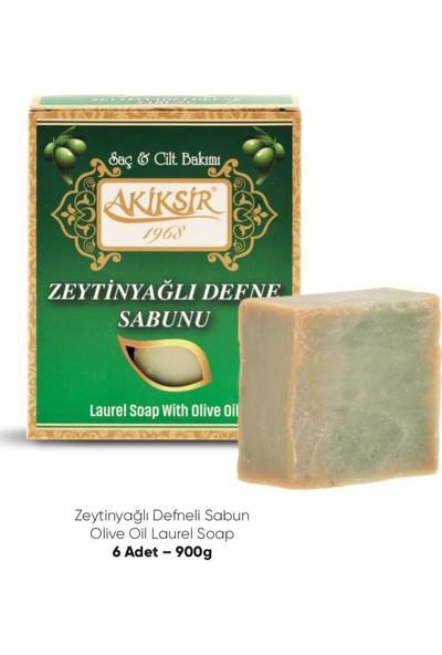 Akiksir Zeytinyağlı Defne Sabunu 2 Adet 900 gr