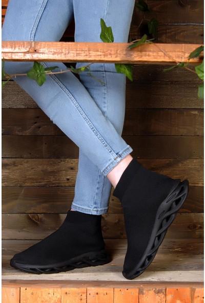 Royjones Unisex Sneakers Faylon Taban Günlük Spor Ayakkabı Arj1