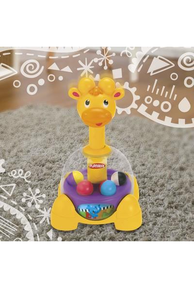 Playskool Giraffalaff Beceri Geliştirme Oyuncak