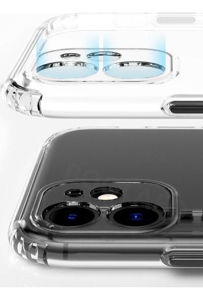Soffany Iphone 11 Şeffaf Esnek Silikon Kılıf