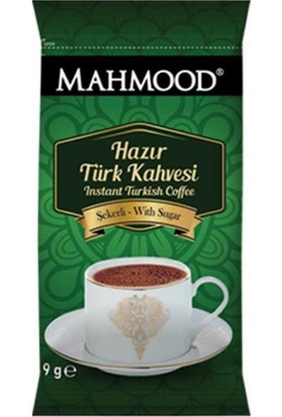 Mahmood Coffee Türk Kahvesi Şekerli 9 gr