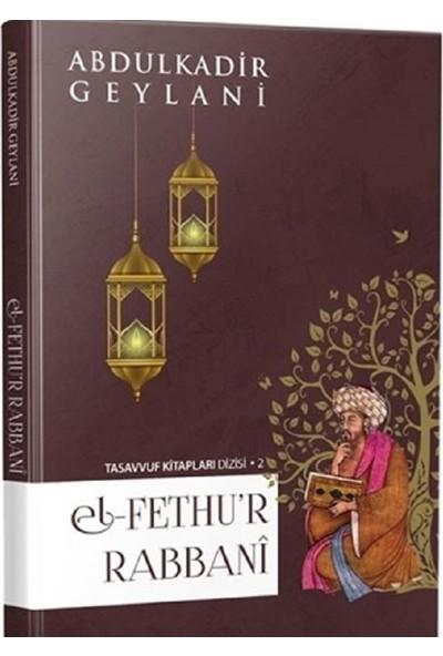El Fethur Rabbani - Abdulkadir Geylani