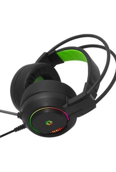 Frisby Hx-7 Pro 7.1usb Surround Rgb Ledli Gaming Oyuncu Kulaklığı