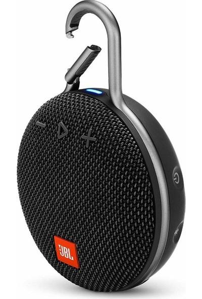 Jbl Clip 3 3 W Ipx7 Su Geçirmez Taşınabilir Bluetooth Hoparlör (Yurt Dışından)