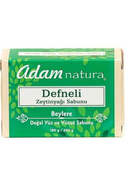 Adamnatura Defne Yapraklı Doğal Zeytinyağı Sabunu
