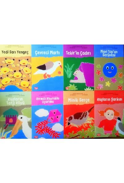 Top Yayıncılık 1. Sınıf Hikaye Seti Şiirce Masallar 8 Kitap