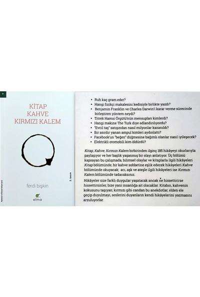 Elma Yayınevi 5 Kitap Kişisel Gelişim