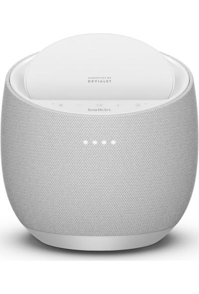Belkin Soundform™ Hi-Fi Smart Speaker + Kablosuz Şarj