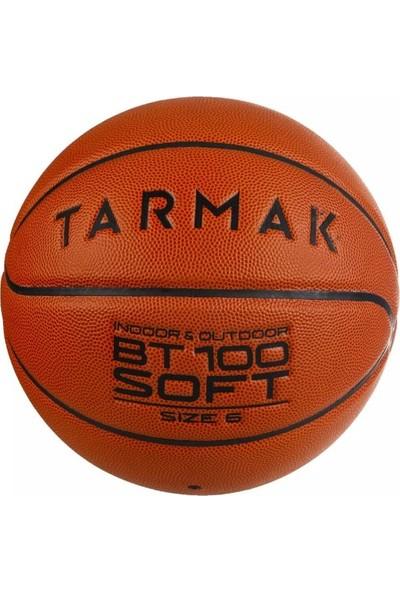 Tarmak BT100 6 Numara Turuncu Basketbol Topu