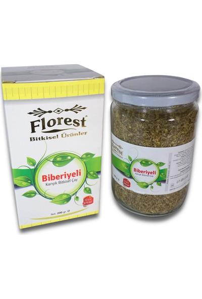 Florest Biberiyeli Karışık Bitkisel Çay 200 gr