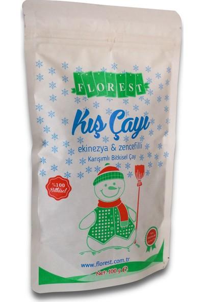 Florest Ekinezya & Zencefilli Karışım Bitkisel Çay 100 gr
