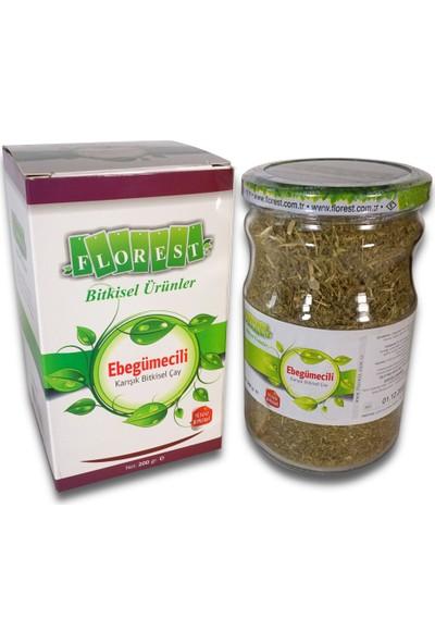 Florest Ebegümecili Karışımlı Bitkisel Çay 200 gr