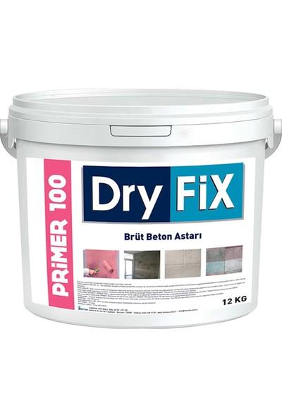 Dryfix Primer 100 Brüt Beton Astarı 12 kg
