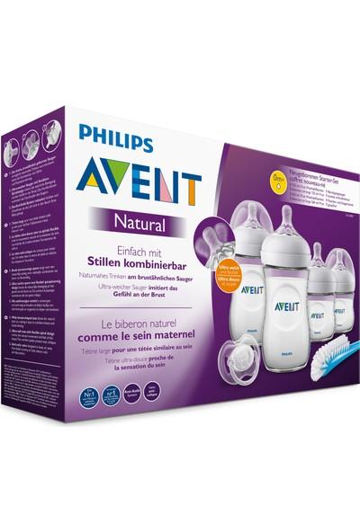Philips Avent Natural PP Yenidoğan Hediye Seti SCD301/01