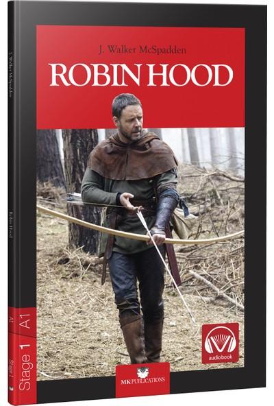 Robin Hood - Stage 1 - İngilizce Hikaye