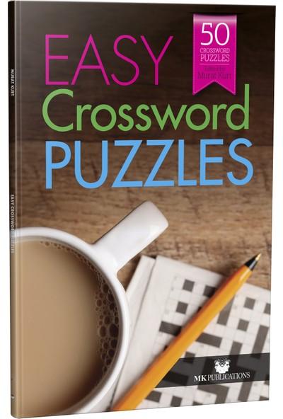 Easy Crossword Puzzles - İngilizce Kare Bulmacalar (Başlangıç Seviye)