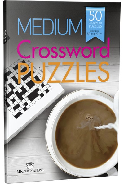 Medium Crossword Puzzles - İngilizce Kare Bulmacalar (Orta Seviye)