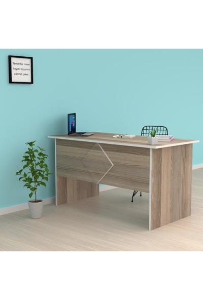 Kenzlife Ofis Masası Masako 075*140*60 Crd Bilgisayar Çalışma Büro