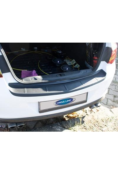 Omsaline Opel Astra J Sd Arka Tampon Eşiği Plastik 2012-2018 Arası