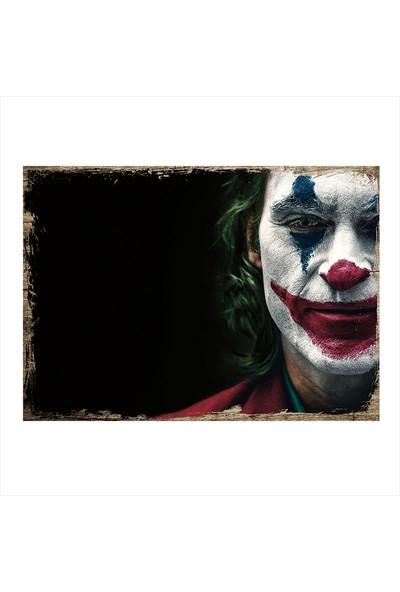 Tablomega Joker Desenli Mdf Tablo