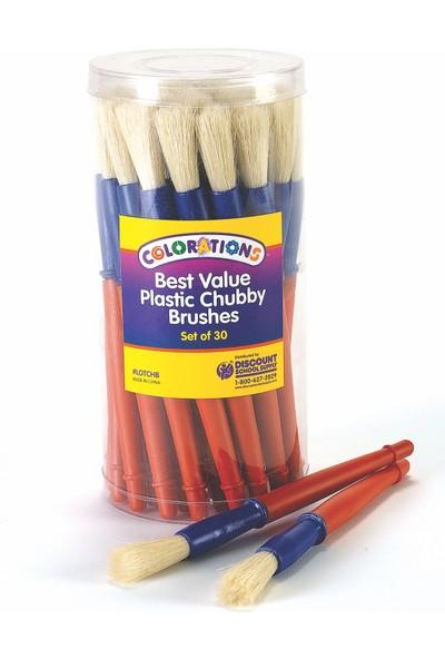Colorations Çocuk Boya Fırçası 30'lu
