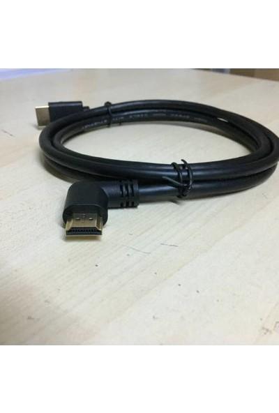 Platoon HDMI L Kablo 90 Derece Dirsek - 1.5m