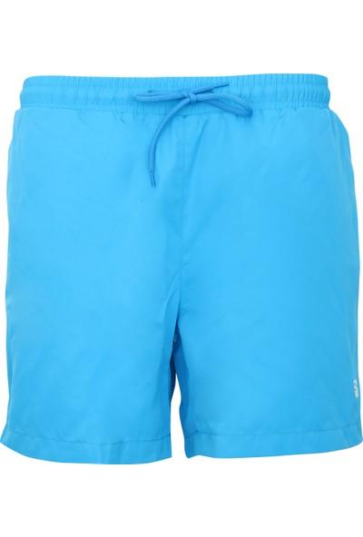 Sportive Erkek Mavi Deniz Şortu 711230-0LB