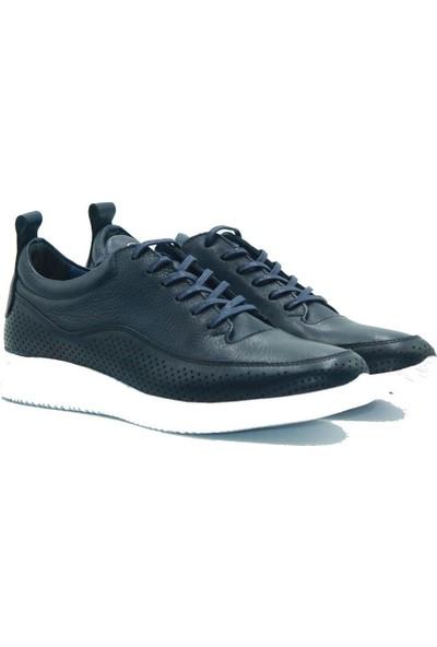 Marcomen 02506 Erkek Hakiki Deri Günlük Ayakkabı