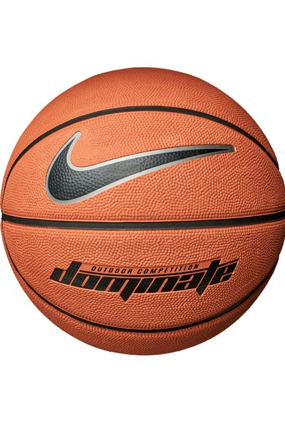 Nike Aksesuar Dominate 8p Kahverengi Basketbol Topu N.KI.00.847.07