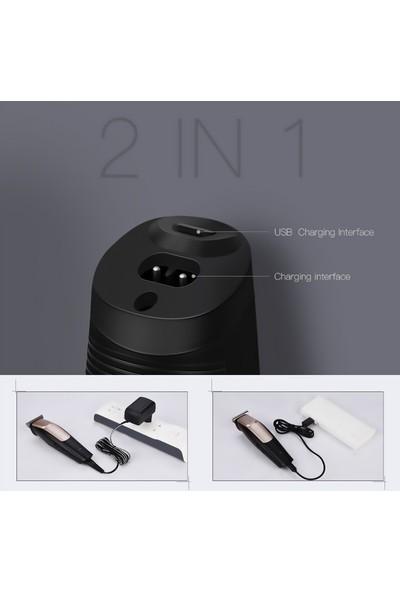 Bydiz LS-2021 Copper Serisi Professional Saç Kesme ve Şekillendirme Tıraş Makinesi