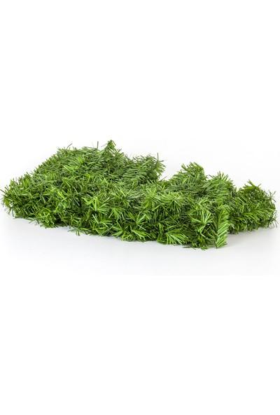 Euro Flora Çam Garland 30X270 cm Yeşil