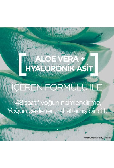 Garnier Hyaluronik Aloe Krem 50 ml