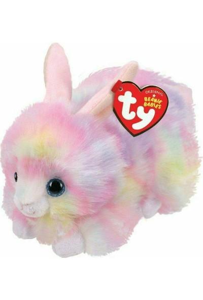 Ty Beanie Babies Pastel Peluş Tavşan-15 cm