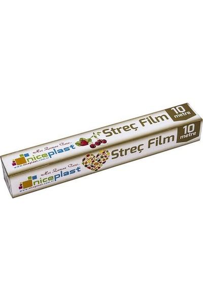 Niceplast Streç Film 10 M
