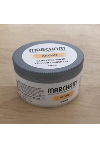 Marcham Argan Killi Yüz Maskesi 350 ml
