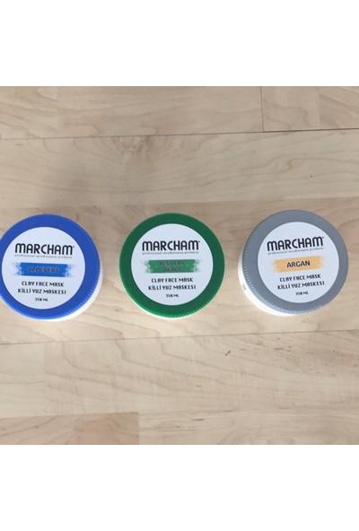 Marcham Aloevera Yüz Kil Maskesii 350 ml
