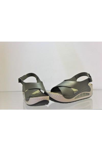 Carla Verde Aır2 .10 . 62 Comfort Kadın Sandalet