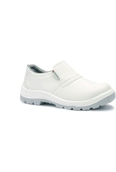 Yılmaz Yl 902 S2 Çelik Burun Iş Ayakkabısı Beyaz No 42