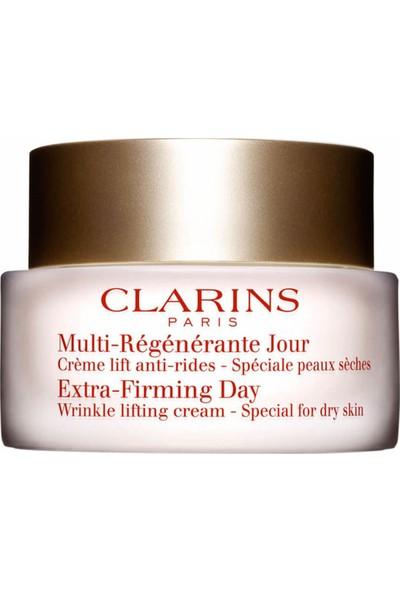 Clarins Extra Firming Day Cream Ds S 50 ml - Yaşlanma Karşıtı Nemlendirici Krem