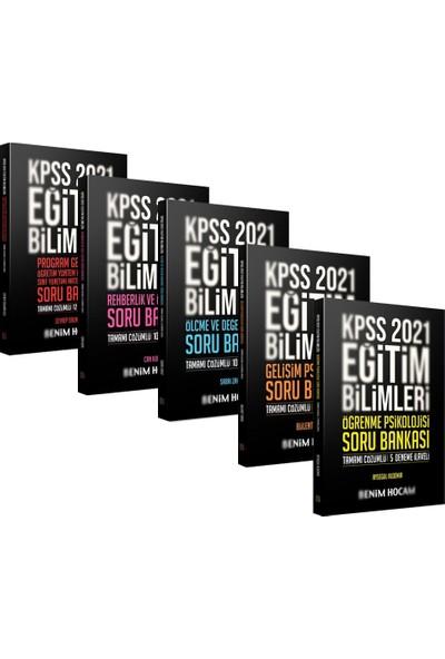 Benim Hocam Yayınları 2021 KPSS Eğitim Bilimleri Soru Bankası Seti - 5 Kitap