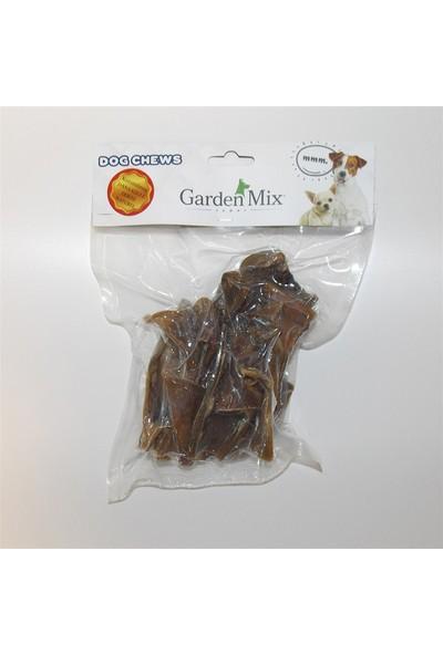 Garden Mix Kurutulmuş Dana Kelle Deri Naturel 100 gr