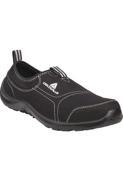 Delta Plus Miami S1P Src Çelik Burunlu Çelik Ara Tabanlı Iş Ayakkabısı Siyah No 43
