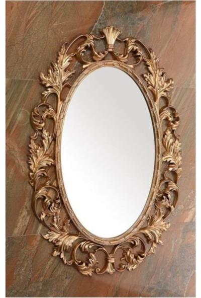 Panama Çelik Ayna CLK888 Dekoratif Salon Aynası M5320