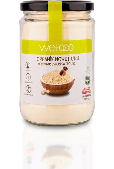 Wefood Organik Nohut Unu 350 gr