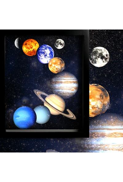 Cipcici Güneş Sistemi & Uzay Blackout Perde