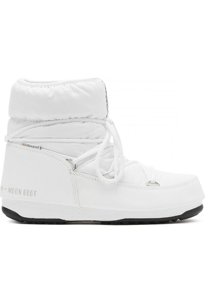Moon Boot Kadın Bot 24009300 002 Low Nylon Wp 2 White